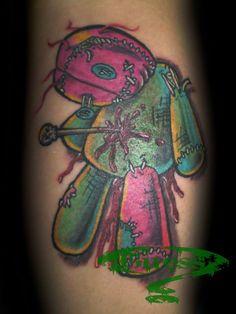 Rag Doll Tattoos tattoos on pinterest voodoo doll tattoo voodoo dolls ...