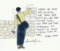 Cartas de Amor - Rubem   Alves