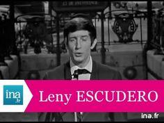 "Leny Escudero ""Pour une amourette""   (live) - Archive INA"