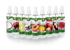 Body Mist Lavender Organic by Nature's Paradise