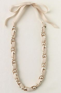 A fresh take on the classic pearl necklace. Olivia Pearl Necklace by Stella & Dot  #jewelry #necklace #fashion