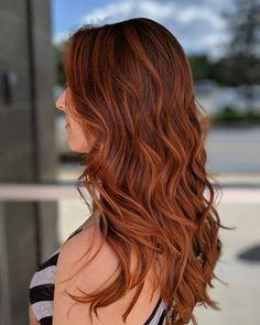 Deep Brown Hair, Light Brown Hair, Dark Copper Hair, Natural Red Hair, Fall Hair Colors, Brown Hair Colors, Hair Color Ideas For Dark Hair, Hair Color Guide, Perfect Hair Color