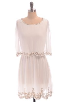 Cream White Plus Size UK 16 US 12 Vintage inspired by Gatsbylady, £39.00