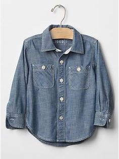 1969 chambray worker shirt | Gap