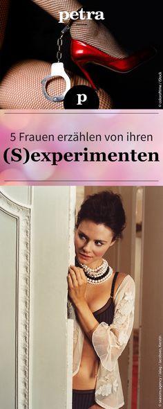 Ihr wollt mal etwas ausprobieren, über eure Grenzen gehen? Hier erzählen fünf Frauen von ihren spannendsten (S)experimenten.
