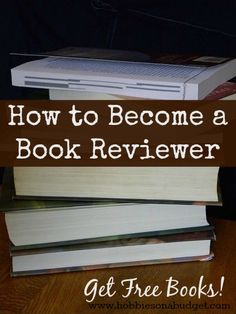 Over the past few years I have teamed up with many publishers, authors and companies to read and review hundreds of books! If you are already reviewing books, maybe some of these tips will help you find new books.