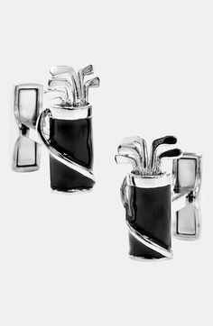Ravi Ratan 'Golf Bag' Cuff Links available at #Nordstrom