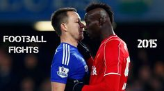 Football Fights - Brawls - Angry Moments - 2015 Part 2 HD Sky Football