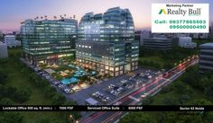 """Ithumnoida Sector 62 Offices Call 08377865503 : The I-thum Sector 62, Noida is a 5 acre commercial project developed by """"Builders of Correnthum"""" The project offers the state of the art building with heli-pad its newest addition.  On Offer  Office Space, Retail space, Serviced Offices Location Advantage : *Sector- 62, Noida (Surrounded by big companies and corporate and residential *15 min. from Akshardham temple *2 min. from Ghaziabad *30 min. from Nehru place *45 min. from IGI ..."""