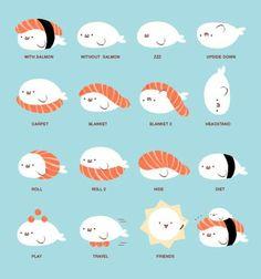 seal Sushi