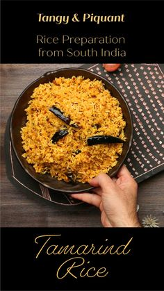 Seasoned Rice Recipes, Spicy Recipes, Indian Food Recipes, Sweet Recipes, Vegan Recipes, Cooking Recipes, Vegetarian Snacks, Vegan Breakfast Recipes, Tamarind Rice Recipes