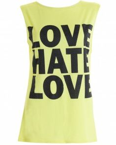 LOVE LOVE LOVE,..SPREAD IT ..No place for Hate @inlovewithfashion