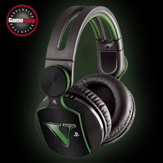 Enhance your Grand Theft Auto V gaming experience with the PS3 GTA V Pulse Elite headset, specifically designed for the game's epic car crashes and explosions. It's only at GameStop, so stop in to pre-order for its Sept. 17 release date!