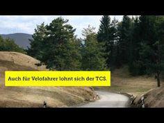 Jung von Matt/Limmat: Auch Velofahrer kommen mit dem TCS weiter - Werbung World, Youtube, Running Away, Advertising, Guys, The World, Youtubers, Youtube Movies