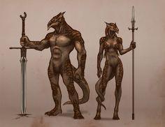 Αποτέλεσμα εικόνας για female dragonborn d&d