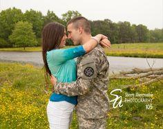1 year. Army Girlfriend