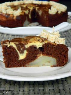 Lucky Cake, Romanian Food, Food Cakes, Something Sweet, Tiramisu, Kiwi, Cake Recipes, Cheesecake, Deserts