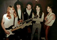 Iron Maiden ca. 1980