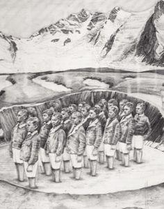 becc orszag, sons of the lake, detail