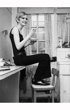 March 3, 1966 Twiggy