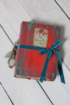Yogi photo album,gratitude art journal ,boho hippie photo journal inches custom made in any colour Handmade Journals, Handmade Books, Handmade Notebook, Diy Coloring Books, Kids Colouring, Diy Art, Photo Journal, Junk Journal, Journal News