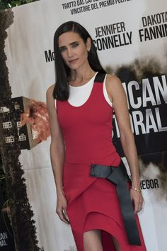 jennifer connelly american pastoral | JENNIFER CONNELLY at 'American Pastoral' Photocall at Bernini Hotel in Rome 10/03/2016 ...