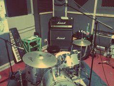 Recording Poptones new Album!!!