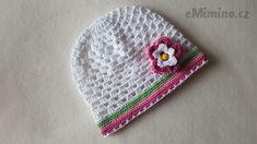 eMimino.cz - Detail fotky Crochet Hats, Beanie, Fashion, Knitting Hats, Moda, Fashion Styles, Beanies, Fashion Illustrations, Beret