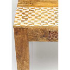 KARE Design Soleil 2Drw Table 80186