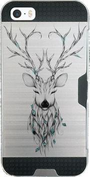 coque Iphone SE armor Poetic Deer