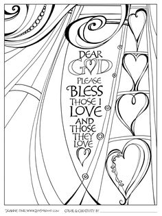 christmas scripture coloring pages - Yahoo Image Search Results Bible Coloring Pages, Adult Coloring Pages, Coloring Books, Coloring Sheets, Scripture Art, Bible Art, Bible Prayers, Illustrated Faith, To Color