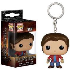 Funko Pocket Pop! Keychain Supernatural Sam, Assorted