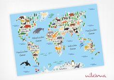 10 Best Shopping Weltkarten Fur Kinder Images On Pinterest Cards