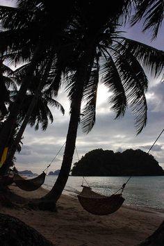 Marimegmeg Beach, El Nido, Phillipines