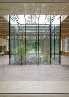 Kinderkrippe by Kraus Schonberg Architekten a timber Nursery School in Hamburg Germany