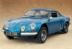 1969 Renault Alpine A110 1600S