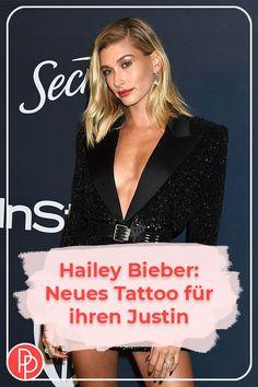 Hailey Bieber hat zwei neue Tattoos! Der Tätowierer Mr. K postete auf Instagram zwei Bilder des Models. Was sie sich hat stechen lassen, seht ihr auf promipool.de #haileybieber #justinbieber #tattoos #tattooinspo #tattoosderstars #startattoos Tattoo Fails, Lady Gaga, Neue Tattoos, Star Tattoos, Celebs, Celebrities, Hairstyle, Models, Stars