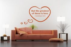 Love - Wall Decals / Wall Quotes