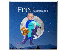 IHR KIND im Bilderbuch PAPPALAZAPP  von HelgaBerrillDesign auf DaWanda.com
