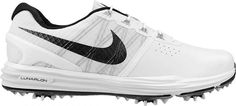 NIKE LUNAR CONTROL 3 Golf Shoes MENS White Black 704665 101 $170 NEW #Nike #Golf