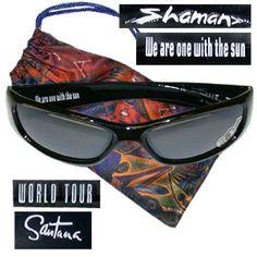 Santana Shaman World Tour Sunglasses ($20.00)