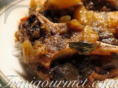 Sarina's Trinidad-Style 'Stew Oxtail' (recipe) - as mentioned in The New York Times | TriniGourmet.com