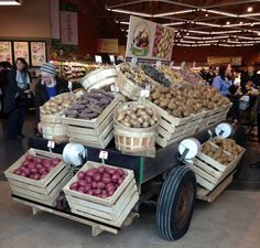 Mariano's Produce Department