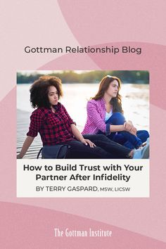 Learning to trust again after betrayal can be extremely challenging, but there's reason to be hopeful under certain conditions. Terry Gaspard, MSW, LICSW explores steps for couples to rebuild trust and move forward after betrayal. Gottman Method, Learn To Trust Again, Affair Recovery, John Gottman, Rebuilding Trust, Trusting Again, Emotional Affair, Physical Intimacy, Learning To Trust