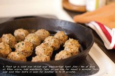 Kid-Friendly Turkey Meatballs with Kidney Beans and Kale - Cook Smarts