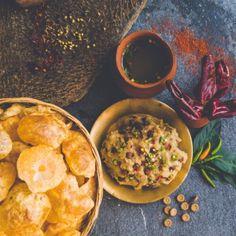 Cheap Meals, Easy Meals, Easy Healthy Recipes, Vegetarian Recipes, Puri Recipes, Indian Street Food, Restaurant Recipes, Spicy, Unique