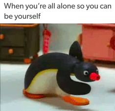 Helpful Mind Reading Strategies For Cute Animals Stupid Funny Memes, Funny Relatable Memes, Haha Funny, Hilarious, Funny Stuff, Pingu Memes, Dankest Memes, Best Memes, Clean Memes