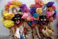 Robert van der Hilst, Mexico, 1982