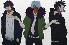 My hero academy Boku No Hero Academia, Deku Hero Academia, My Hero Academia Memes, Hero Academia Characters, My Hero Academia Manga, Tomura Shigaraki, Villain Deku, Illustrations, Chibi
