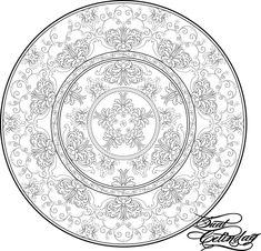 Bu desen suat çetindağ tarafından derlenmiştir. Eski osmanlı motifleri ile. Kitabımda olan desenlerimden birtanesidir KİTABIM 200 tl dir. 70 adet böyle tam derleme ve yüzlerce motif vardır. 140 sayfadır. Az sayıda basılmıştır çoğu bitmiştir. Yetişen alır... Mandala Pattern, Mandala Design, Paint Designs, Designs To Draw, Persian Motifs, Stencil Painting, Mandala Coloring, Coloring Book Pages, Islamic Art